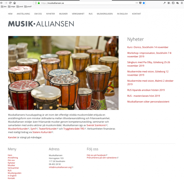 Musikalliansen